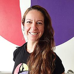 Karita Salis - Professora Ballet Clássico