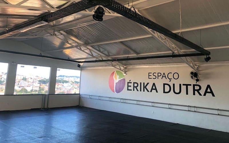Sala de Aula 01 - Espaço Érika Dutra