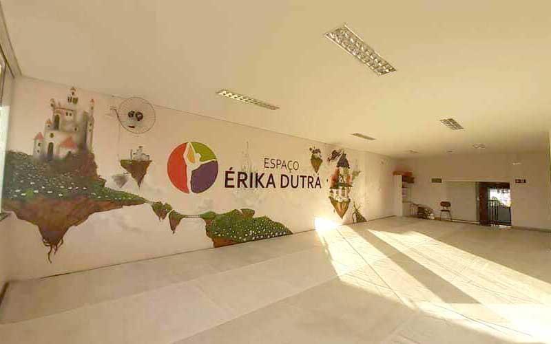 Sala de Aula 03 - Espaço Érika Dutra