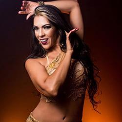 Yusk Abreu -Professora Dança do Ventre
