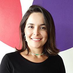 Érika Dutra - Fundadora e Diretora