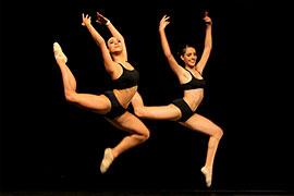 Fotos Bailarinas Espaço Érika Dutra