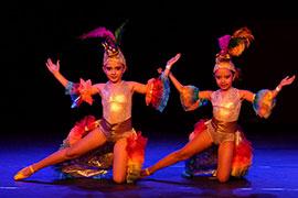Fotos Bailarinas infantil - Espaço Érika Dutra