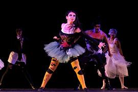 Fotos Bailarinas Espaço Érika Dutra - 05